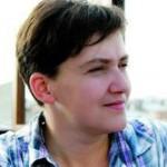 Надежда Савченко и её новая политика